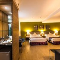 바디아 호텔 Living Area