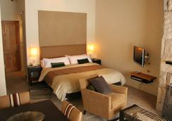 Galileo Boutique Hotel - 산카를로스데바릴로체 - 침실