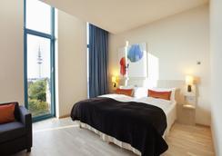 스칸딕 함부르크 엠포리오 호텔 - 함부르크 - 침실
