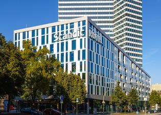 스칸딕 함부르크 엠포리오 호텔