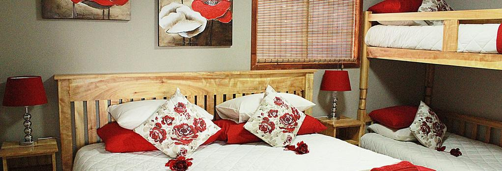 A Cherry Lane Self Catering and B&B - 블룸폰테인 - 침실