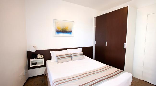 Hotel Brasil Tropical - 포르탈레자 - 침실