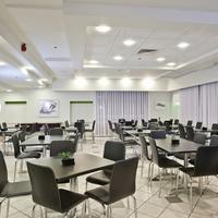 Theodor Hotel Breakfast Area