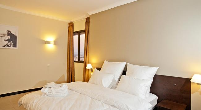 Theodor Hotel - 하이파 - 침실
