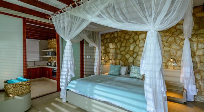 바히아 마르 부티크 호텔 - Vilanculos - 침실