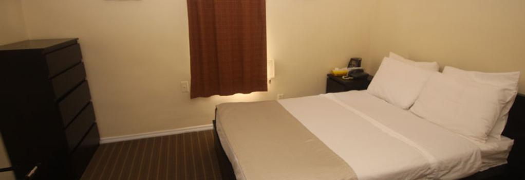 Midwood Suites Brooklyn - 브루클린 - 침실