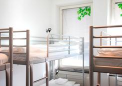 아코 호스텔 - 스톡홀름 - 침실