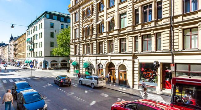 로지32 - 스톡홀름 - 건물
