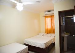 Tropical Island Aparthotel - 산토도밍고 - 욕실