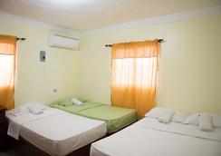 Tropical Island Aparthotel - 산토도밍고 - 침실