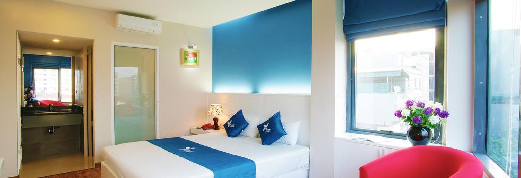 핑 하노이 호텔 - 하노이 - 침실