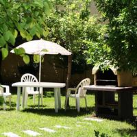 Solemare b&b - Apartments Alghero The bbq for our guests...