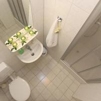 호텔 포츠다머 호프 Bathroom