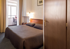 호텔 살루스티오 - 로마 - 침실