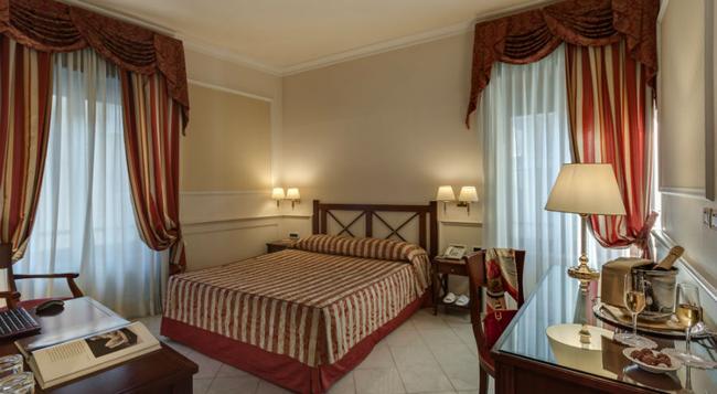팔라조 카디널 세시 - 로마 - 침실
