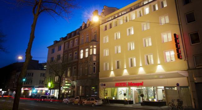 모노폴 호텔 - 뒤셀도르프 - 건물