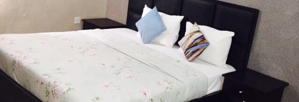 Western Dreams Hotel - Abuja - 침실