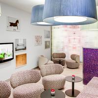 인터시티호텔 빈 IntercityHotel Wien, Austria - Lounge