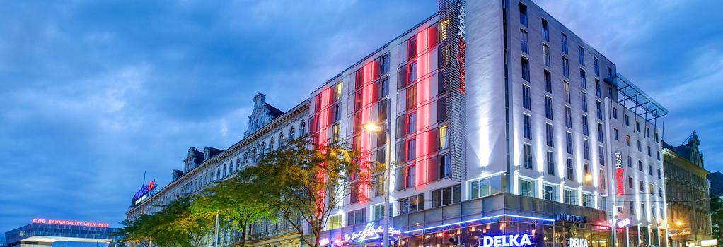 Intercityhotel Wien - 빈 - 건물