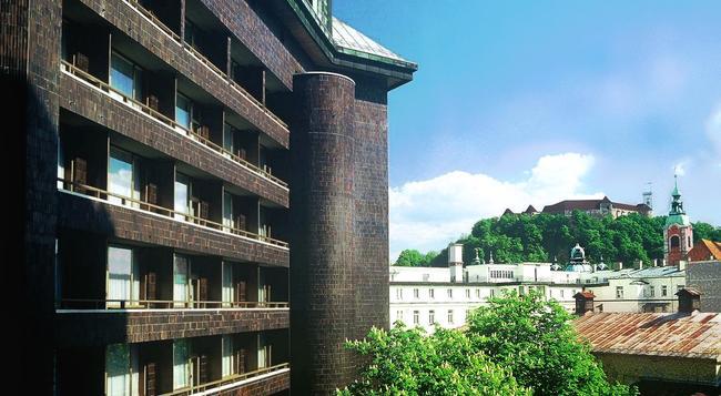 그랜드 호텔 유니온 비즈니스 - 류블랴나 - 건물