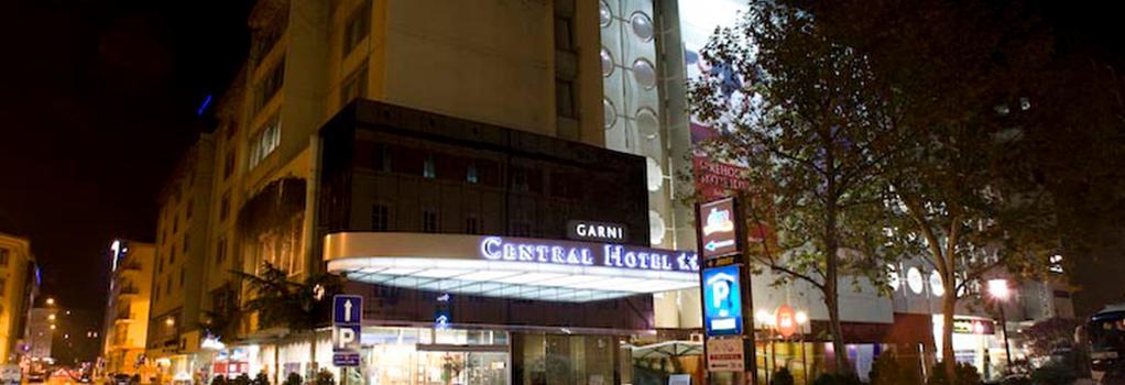 센트럴 호텔 - 류블랴나 - 건물