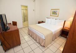 호텔 프라자 드 아마스 - 산후안 - 침실