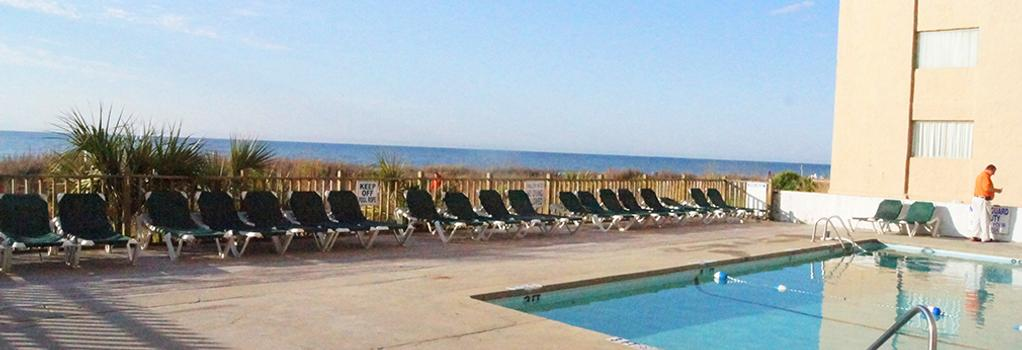 Ocean Plaza Motel - 머틀비치 - 수영장