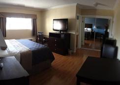 Staples Center Inn - 로스앤젤레스 - 침실