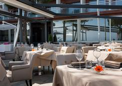 Cosmopolita Hotel-Boutique - S'agaro - 레스토랑
