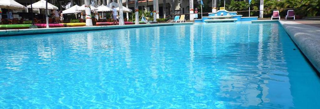 Hotel El Prado - 바랑키야 - 수영장