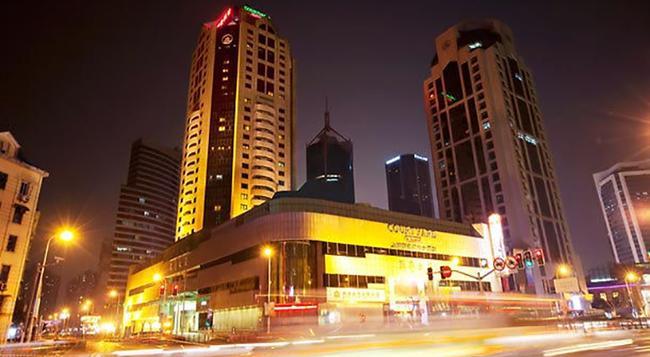 코트야드 바이 메리어트 푸동 호텔 - 상하이 - 건물