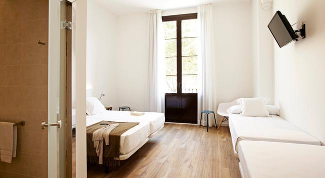 솜 니트 보른 - 바르셀로나 - 침실