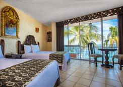 Playa Los Arcos Hotel Beach Resort & Spa - 푸에르토바야르타 - 침실