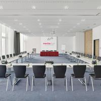 인터시티 호텔 베를린 중앙역 IntercityHotel Berlin Hauptbahnhof, Germany - Meeting Room