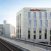 인터시티 호텔 베를린 중앙역 Exterior