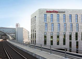 인터시티 호텔 베를린 중앙역