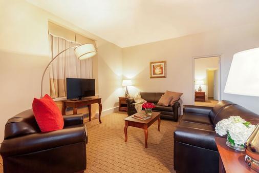 호텔 펜실베이니아 - 뉴욕 - 거실