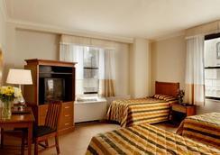 호텔 펜실베이니아 - 뉴욕 - 침실