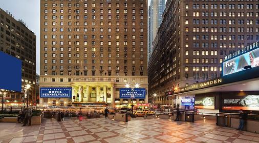 호텔 펜실베이니아 - 뉴욕 - 건물