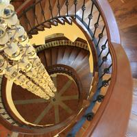 마나타이 사무이 리조트 Staircase