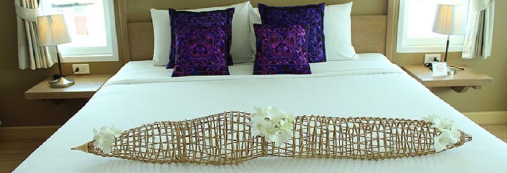 마나타이 후아힌 호텔 - 후아힌 - 침실
