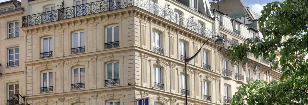 콘택트 호텔 알리즈 몽마르트 - 파리 - 건물