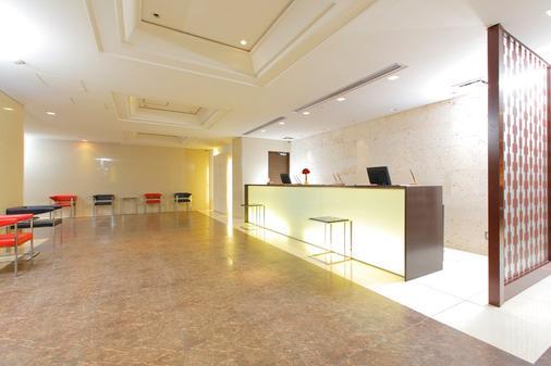 호텔 마이스테이스 후쿠오카-텐진 - 후쿠오카 - 프론트 데스크