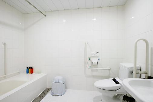 호텔 마이스테이스 후쿠오카-텐진 - 후쿠오카 - 욕실