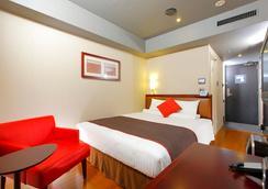 호텔 마이스테이스 후쿠오카 덴진 - 후쿠오카 - 침실