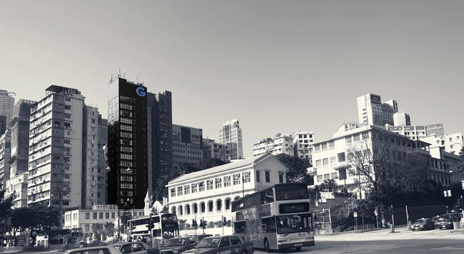 레지던스 G 홍콩 바이 호텔 G - 홍콩 - 건물