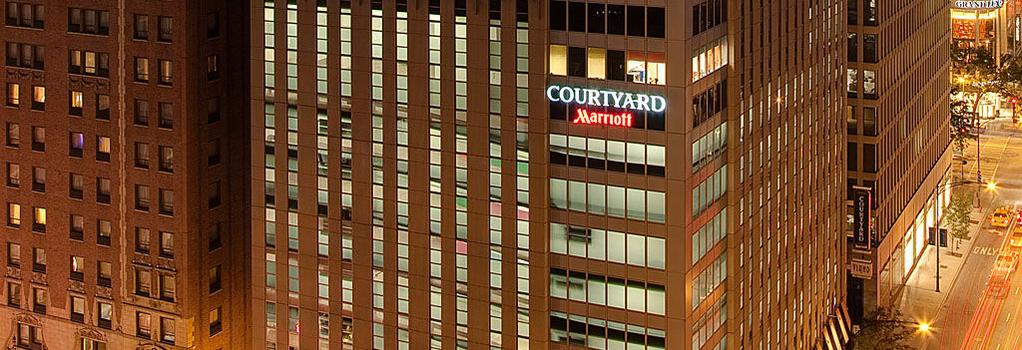 Courtyard by Marriott Chicago Downtown Magnificent Mile - 시카고 - 건물