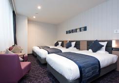 호텔 마이스테이 고탄다 스테이션 - 도쿄 - 침실