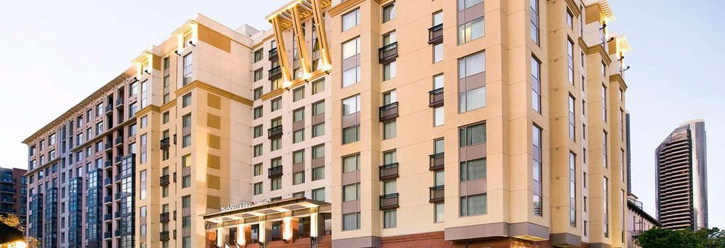 Residence Inn by Marriott San Diego Downtown Gaslamp Quarter - 샌디에이고 - 건물