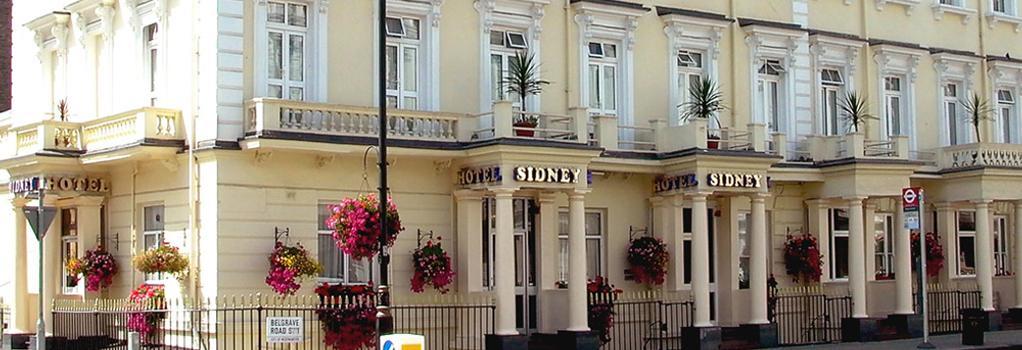시드니 호텔 런던-빅토리아 - 런던 - 건물